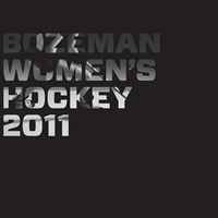 Bozeman Montana Womens Hockey Fundraising Calendars